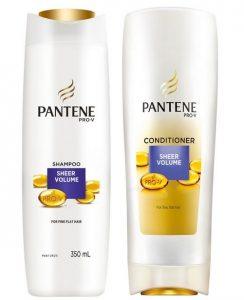 shampoo & conditioner gia ogko