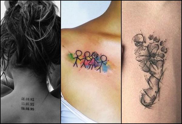 30 Tattoo αφιερωμένα στην οικογένεια!