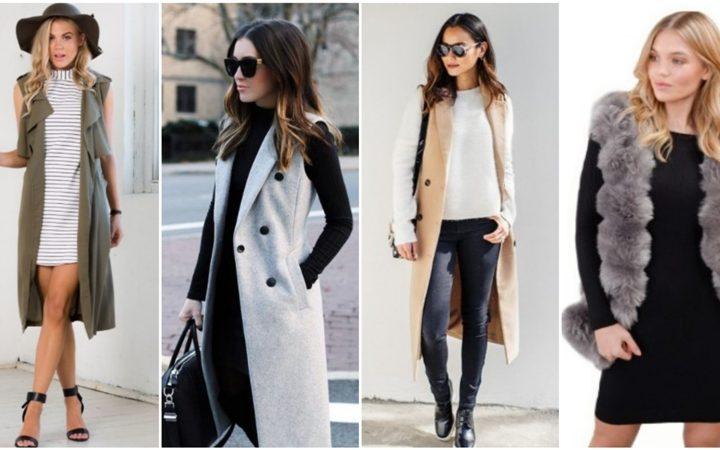 30 Γυναικεία αμάνικα σακάκια και πως να τα συνδυάσεις!