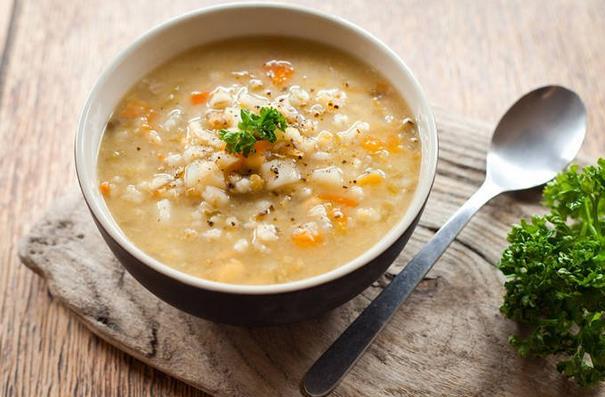 Εύκολη συνταγή για κοτόσουπα!