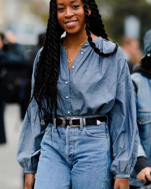 Τα καλύτερα street style looks από την εβδομάδα μόδας στο Παρίσι ... 82fc7a6e773