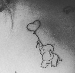 grammiko tattoo elefantaki