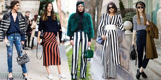 8 Τρόποι να συνδυάσεις τα ριγέ σου ρούχα!