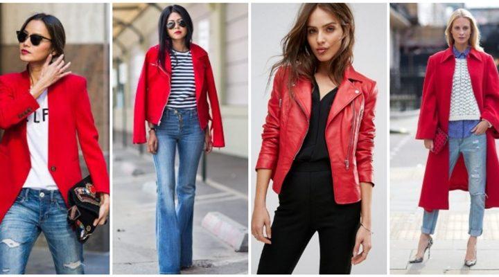20 Ιδέες για να φορέσεις το κόκκινο πανωφόρι σου φέτος το χειμώνα!