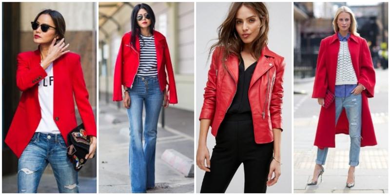 0e844d8db5 20 Ιδέες για να φορέσεις το κόκκινο πανωφόρι σου φέτος το χειμώνα ...