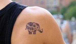 mantala tatouaz elefantas