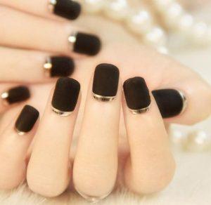 mavro matte manicure