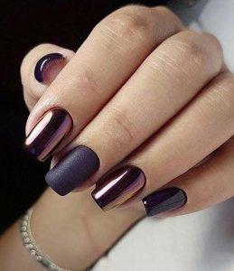 mov iridizon-mov matte manicure