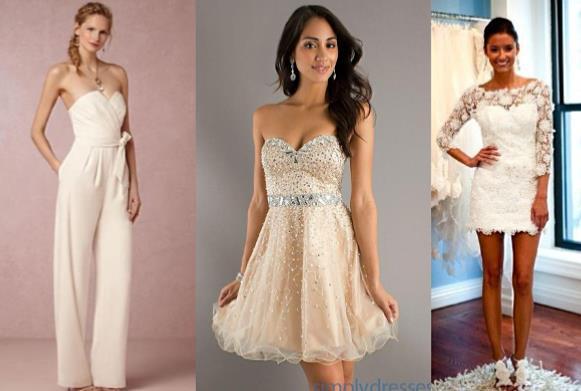 17 Outfits για την δεξίωση του γάμου σου!