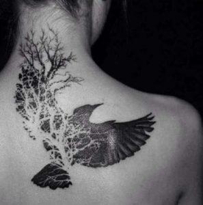 pouli me dentro tatoo sto laimo