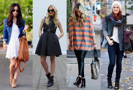 5a31b4163737 Γυναικεία μποτάκια που είναι φέτος στην μόδα & πως να τα φορέσεις!