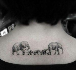 sverkos elefantes tattoo
