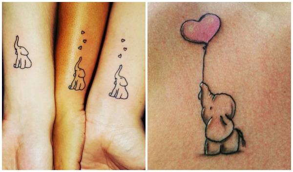 30 Υπέροχα Tattoo με ελέφαντες!