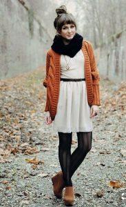 winter outfits top bun