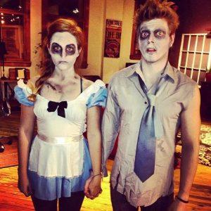 zombie halloween