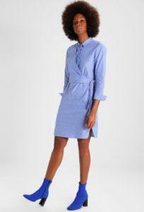 blue dress e-diva.gr