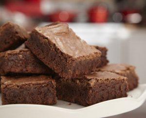 tetragwna komatia brownies