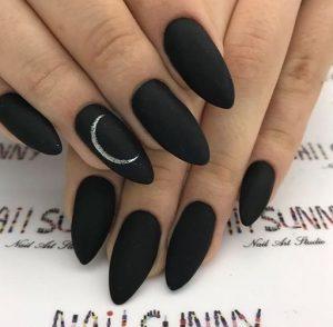 mavro almond manicure