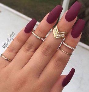 mpornto mat manicure