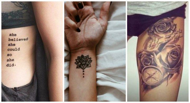 Τα πιο επώδυνα σημεία για να κάνεις τατουάζ!