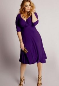 purple dress e-diva.gr