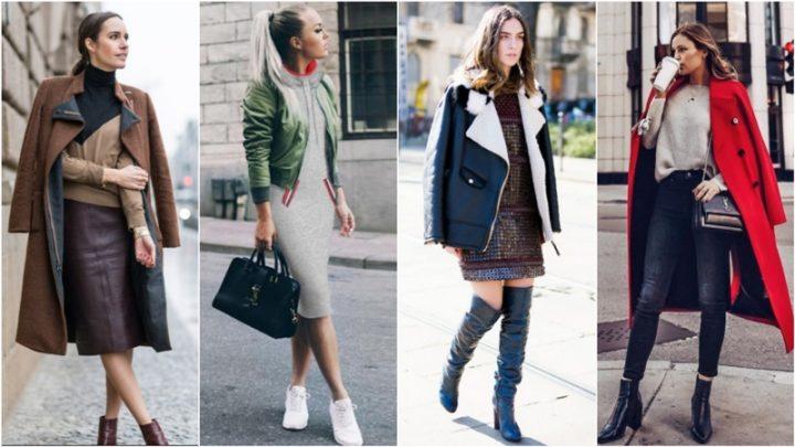 30 Υπέροχες ιδέες για κομψό χειμωνιάτικο ντύσιμο που πρέπει να δεις!