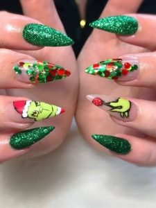 the grinch manikiour