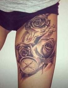 triantafylla tatouaz, mpouti