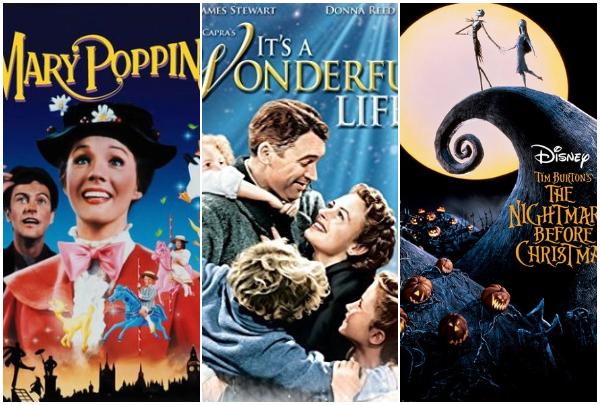 Οι 7 αγαπημένες μου Χριστουγεννιάτικες ταινίες!