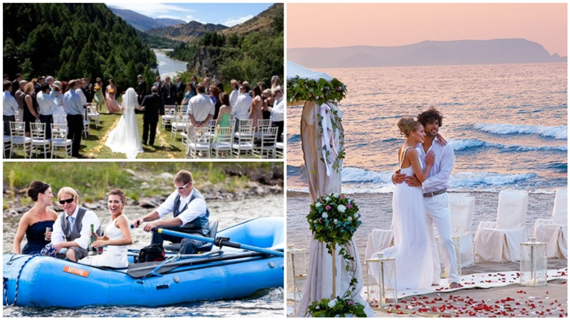 699a0361ea13 6 Εναλλακτικές ιδέες για δεξίωση γάμου!