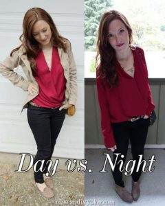 9aa36d7b45a7 Όμως τα παρακάτω outfits θα σου δώσουν την έμπνευση για μικρές αλλαγές που  θα αλλάξουν το απογευματινό σε βραδινό ντύσιμο.