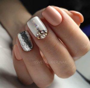 eortastiko, girly manicure
