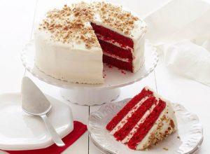Συνταγή για μοναδικό κέικ κόκκινο βελούδο!