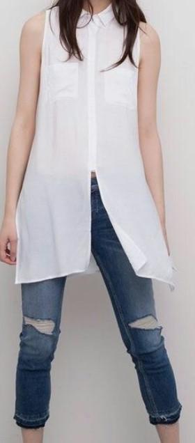 30 Σύνολα για να εντυπωσιάσεις φορώντας γυναικεία πουκάμισα!  edbaff17723
