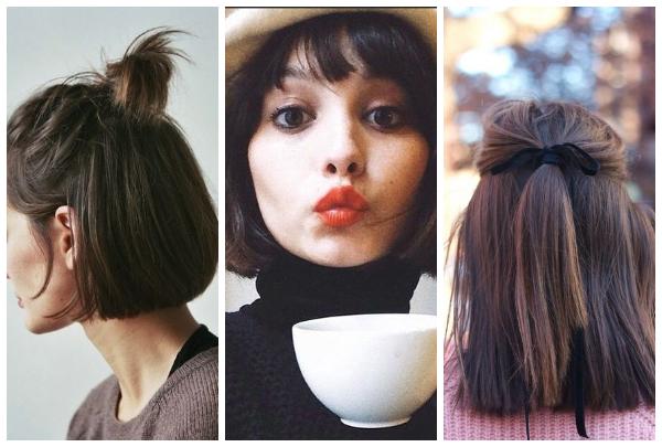 24 Πανεύκολα χτενίσματα για καρέ μαλλιά!