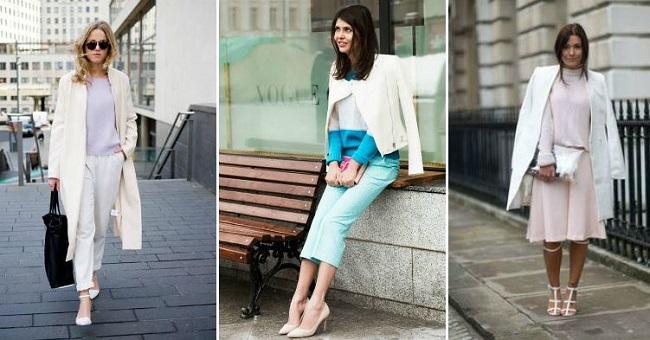 5 Τρόποι για να φορέσεις ένα λευκό πανωφόρι τον χειμώνα!
