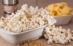 popcorn kai chips