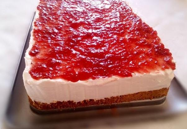 Συνταγή για cheesecake χωρίς ζάχαρη!
