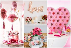10 Ρομαντικές ιδέες διακόσμησης για τη μέρα του Αγ. Βαλεντίνου!