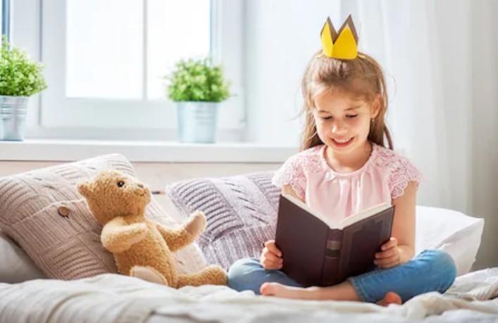 Γιατί είναι καλό να διαβάζεις παραμύθια στα παιδιά!