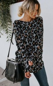 animal print topaki