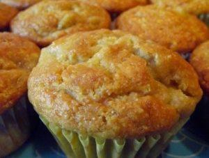 Πανεύκολα muffins με 2 υλικά!