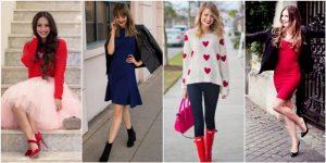 Μοναδικές ιδέες για όμορφο ντύσιμο του Αγίου Βαλεντίνου!