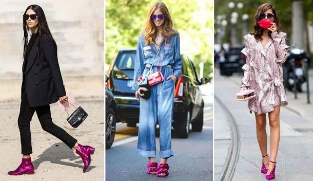 Τι να φορέσεις με κάθε χρώμα παπουτσιών!  3a8995a0884