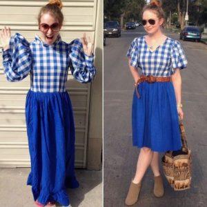 Πώς να μετατρέψεις τα παλιά σου ρούχα σε καινούρια!