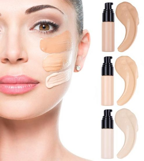 Πως να επιλέξεις τη σωστή απόχρωση foundation για το πρόσωπο σου!