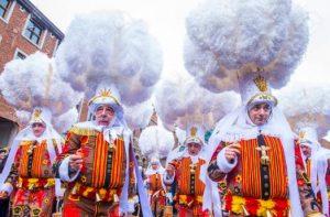 belgium carnaval
