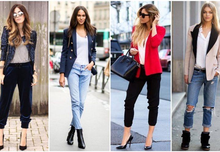 36 Επιλογές για να φορέσεις το γυναικείο σακάκι από το πρωί ως το βράδυ!