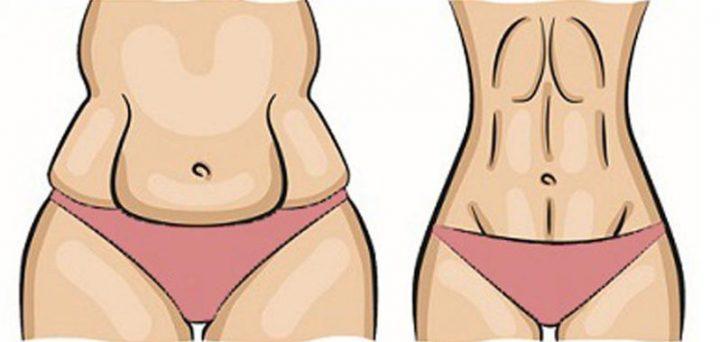 Ασκήσεις που καίνε το λίπος της κοιλιάς γρήγορα!