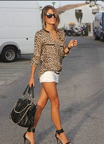 leopard poukamiso